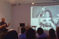 "Link to video of Norge Espinosa Mendoza, ""Puppets in Cuba, 1949-2011"""