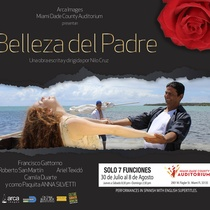 Belleza del padre Opens July 30 in OnStage Blackbox
