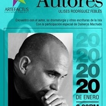 Poster for Autores: Ulises Rodriguez Febles