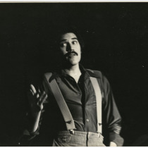 "Mario Ernesto Sánchez in, ""Guaracha Rock"""