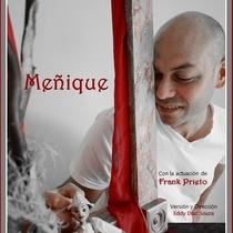 "Poster for the production, ""Meñique"""