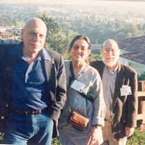 René Buch, Adria Santana, and Abelardo Estorino