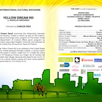 "Program for the production, ""Yellow Dream Rd."""