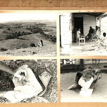 Photographs of peasants' daily activities in La Macagua