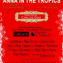 Postcard for the production, Ana en el trópico