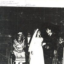 "Photographs of the production, ""Nuestro pueblo"""