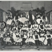 "Photograph used in the production, ""Cap-a-Pie"""