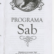 "Program for the production, ""Sab"""