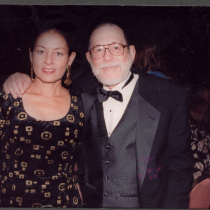 Adria Santana and Abelardo Estorino, A.C.E. Award 1997