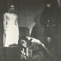 Photograph of the Production, Mundo de cristal