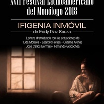 "Program for the production, ""Ifigenia inmóvil"""