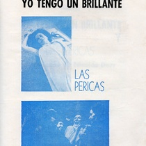"program for the production, ""Yo tengo un brillante"""