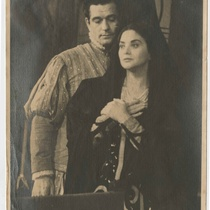 "Martha del Río in the TV production, ""Don Juan"""