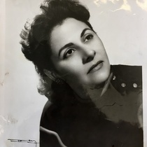 Photograph of Ofelia Gonzalez