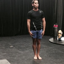 "Javier Fano in the rehearsal of the production ""Yellow Dream Rd."""