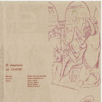 "Program for the production, ""Sainetes andaluces"""