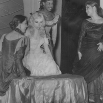 "Photograph of the production, ""Carina"" (Havana, 1958)"