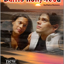 "Poster for the production, ""Barrio Hollywood"""