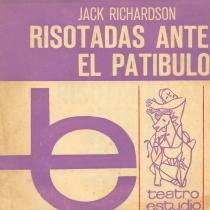"Program for the production, ""Risotadas ante el patíbulo"""