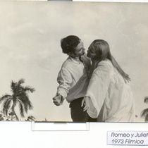 Scene of the production, Romeo y Julieta