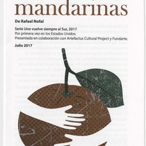 "Program for the production, ""El tiempo de las mandarinas"""