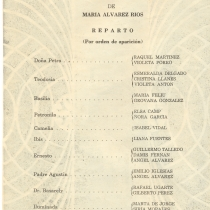 "Program for the production, ""Martí 9"""