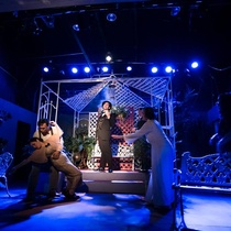 "Photograph of the Production, ""El día que me quieras!"