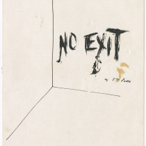 "Program for the production, ""No exit"""