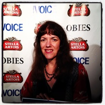 Caridad Svich, recipient of 2012 Obie Award for Lifetime Achievement