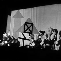 "Photograph of the production, ""Pedrito y las semillas mágicas"""