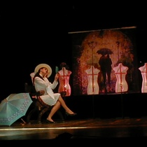 "Photograph of the production, ""El Dulce Amargo de Las Vaginas"""