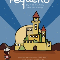Poster for the theatrical production, Pequeño