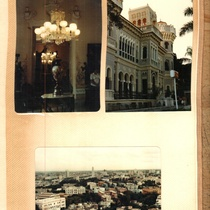 Photograhps of Havana by Ana Olivarez 1984-1985