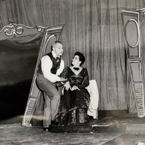 Photographs of the production, Doña Rosita la soltera