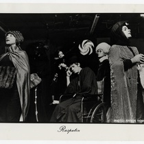 "Photograph of the production, ""Rasputin"""