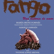 "Poster for the production, ""Fango"" (Miami)"