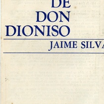 "Program for the production, ""Las traversuras de Don Dioniso"""