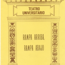 "Program for the production, ""Rampa arriba, Rampa abajo"""