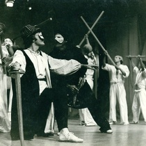 "Photographs of the production, ""El 23 se rompe el corojo"" (Santiago de Cuba, 1974)"