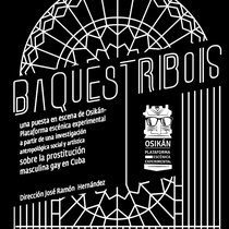 Poster for the performance, BaquesTriBois