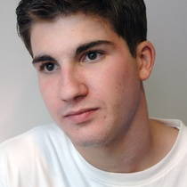 "Headshots of actors for the production, ""Luna Park"""
