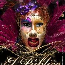 "Poster for the production, ""El Público"""