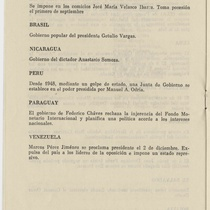 "Program for the production, ""La verdadera historia de Pedro Navaja (Teatro Musical de La Habana)"