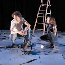Turn the Dark Up, Bow Down, This is a Hymn