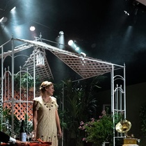 "Photograph of the Production, ""El día que me quieras"""