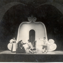 Scene from a production by the Teatro Universitario de La Habana