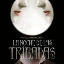 "Poster for the production, ""La noche de las tríbadas"""