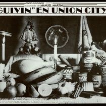 "Poster for production, ""Sanguivin en Union City"