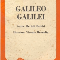 "Program for the production ""Galileo Galilei"""