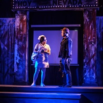 "Photograph of the Production, ""Nevada"""